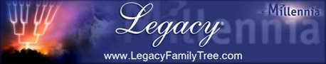 Legacy 6.0... Changing the World of Genealogy